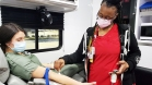 PHOTOS — Community turns out to battle blood shortage