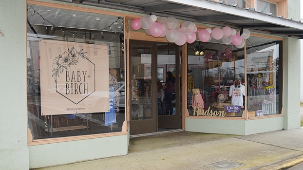 PHOTOS — There is so much to find & enjoy at Baby + Birch ...